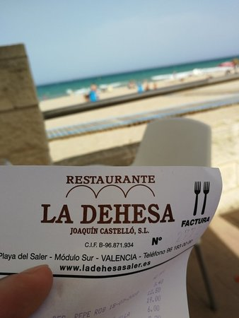 Restaurante La Dehesa Joaquín Castelló: IMG_20180715_170106_large.jpg