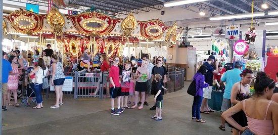 Funland: Merry-Go-Round.