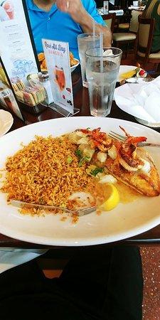 Pappadeaux Seafood Kitchen: 20180714_162547_large.jpg