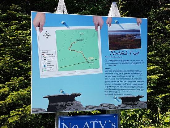 Nuddick Trail