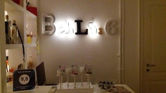 Bilde fra Belli36rooms