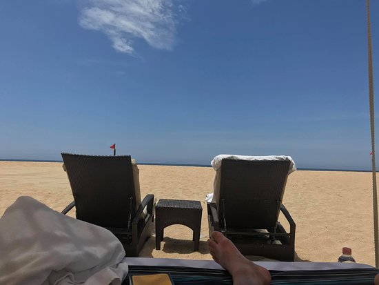 Baja California Sur, México: A great pic of our view from the Cabana