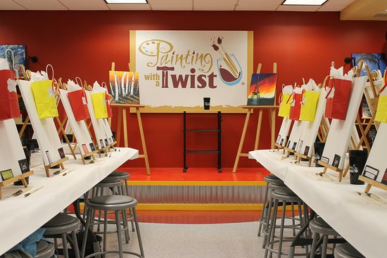 Painting with a Twist: PWAT-Saco