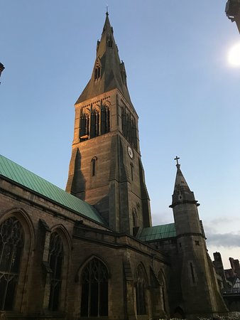 Leicester Cathedral: Cathedral 1