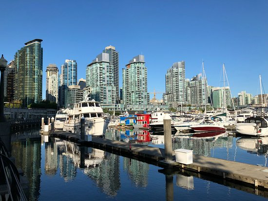 Coal Harbour Marina