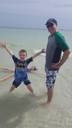 Honeymoon Island State Park: 20180708_164251_large.jpg
