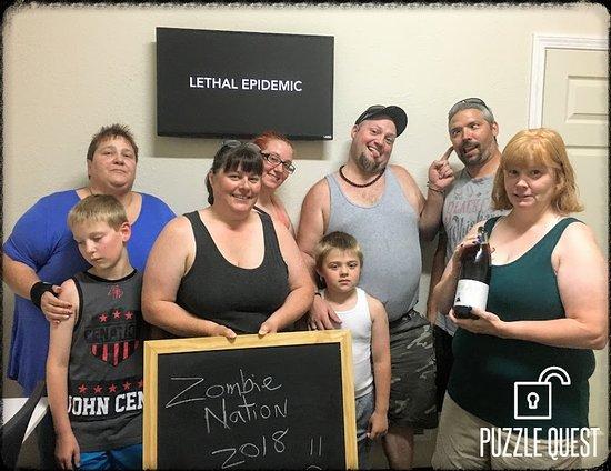 Kelso, WA: Lethal Epidemic Theme
