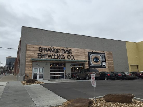 Strange Days Brewing Co