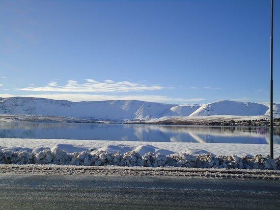 Caviahue, Argentina: lago