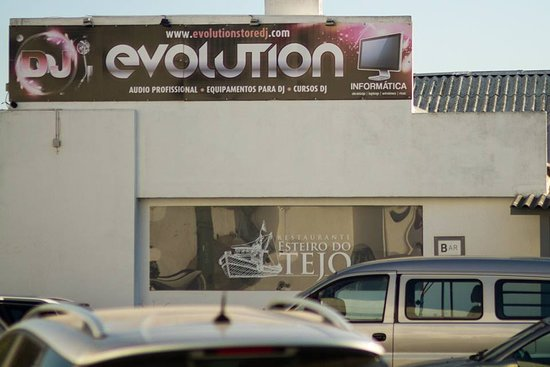 Barreiro, Portugal: Junto da Evolution