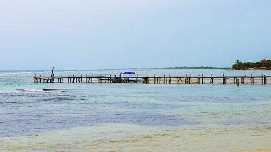 Beach At Uvero Club
