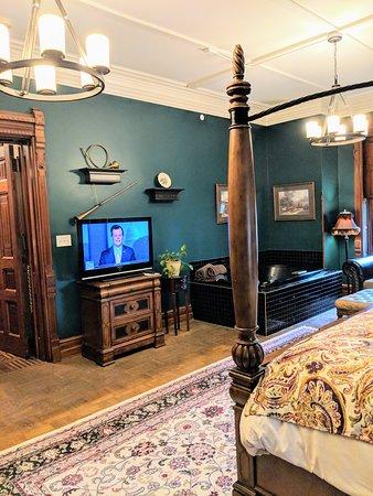 Bellefonte, Pensilvanya: Colonel's Green Room