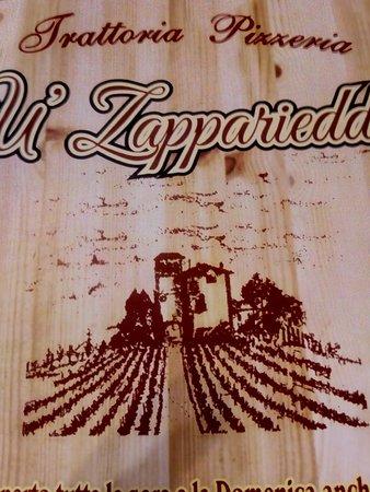 Caselle in Pittari, Italy: Trattoria pizzeria uzapparieddu