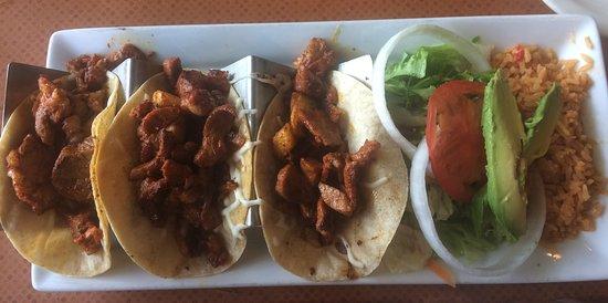 Van Alstyne, TX: fish tacos