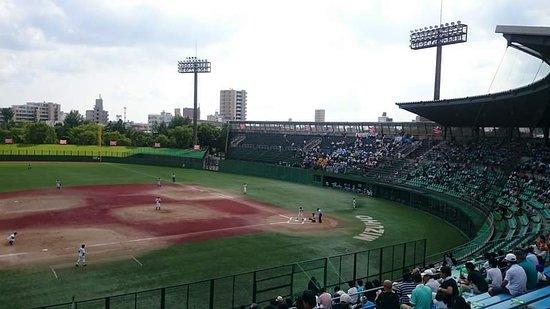 Paloma Mizuho Sports Park Ballpark
