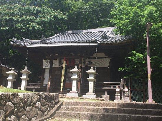 Todai-ji Temple, Fudodo