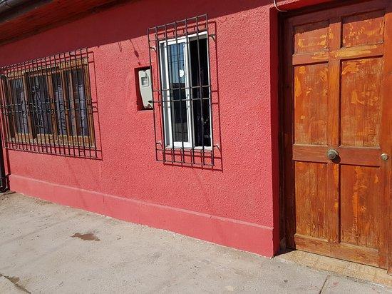 Tongoy, Chile: fachada departamento Venecia