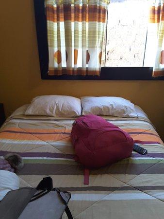 Huanta, เปรู: Buena atención, S/. 30 la noche, limpio, acogedor, agua, caliente, con TV y cable. Me gusto