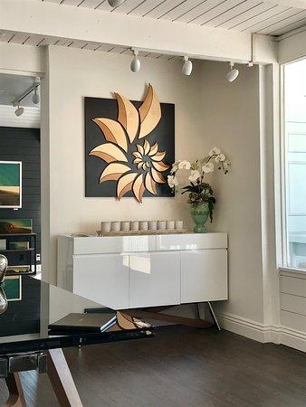 Thomas Studios Stunning Views Of Our Showroom Original Wood Artwork And Beautiful Furniture