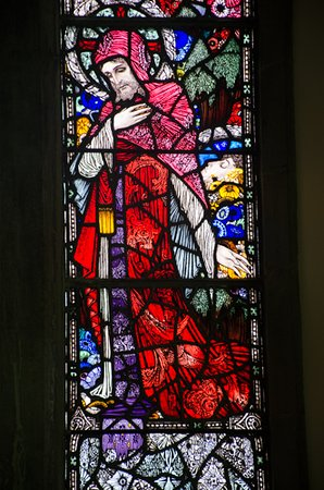 Harry Clarke Stained Glass Windows: Windows Alter