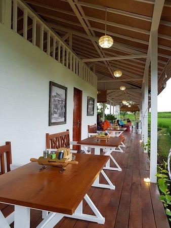 Batusangkar, Indonesien: Suasana Cafe Kadaitoks