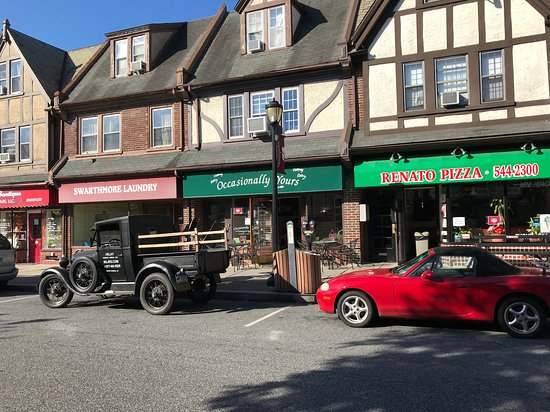 """Swarthmore, PA: The """"old Guy's"""" truck - even For Sale"""