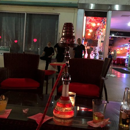 D'Vine Hookah Lounge Image