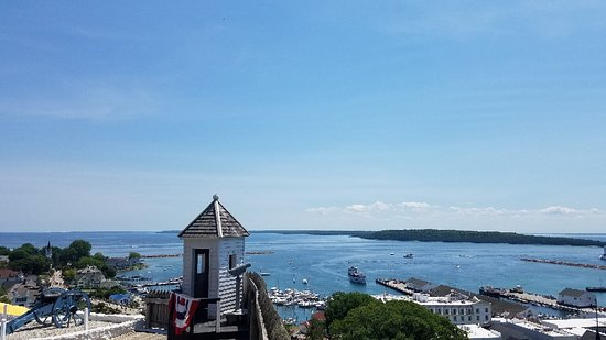 Fort Mackinac: 20180703_134337_large.jpg