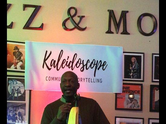 York, ساوث كارولينا: Kaleidoscope Monthly Storytelling Event