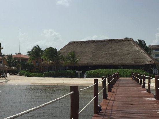 A View From The Dock Toward Quieter Beach And La Dolce