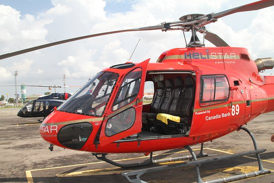 Helistar Cambodia - Helicopter Tours: The Bird!