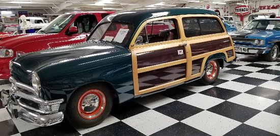 Route 66 Auto Museum: 20180715_101359_large.jpg