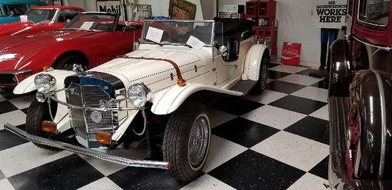 Route 66 Auto Museum: 20180715_101729_large.jpg
