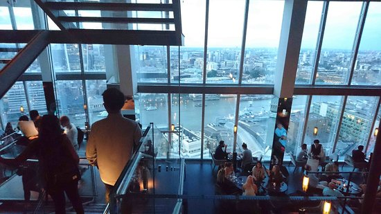 Aqua Shard: A cool space to hang out with friends