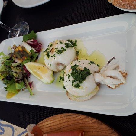 Bar restaurante Riky: A prendre impérativement le Poulpe