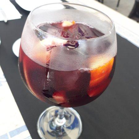 Bar restaurante Riky: Sangria Maison