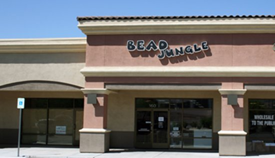 Henderson, NV: Bead Jungle Store front