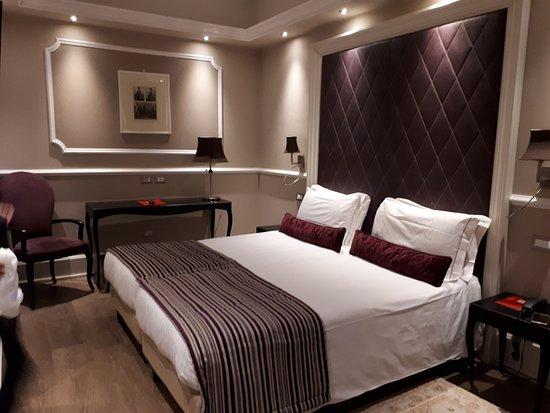 Camera da tre posti, camera terzo letto non visibile in foto ma molto carina