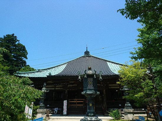 ‪Mt. Makio Sefukuji Temple‬
