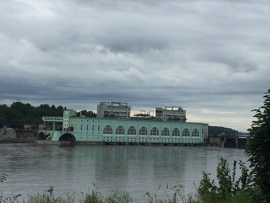 Volkhov Hydroelectric Power Station