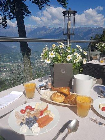 "Miramonti Panorama Restaurant ""Fine Dining"": 20180709_101608(0)_large.jpg"