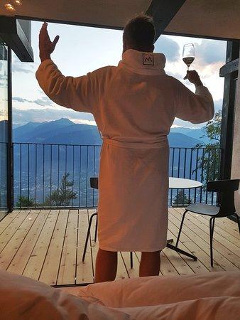 "Miramonti Panorama Restaurant ""Fine Dining"": 20180708_205552-01_large.jpg"