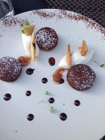 Bistrot Saint Andr Dessert Trs Bon Dont Jai Oubli Le Nom