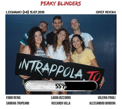 ‪Escape Room Intrappola.TO - Legnano‬