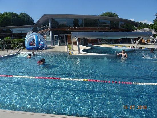 Val de Loisirs  - Centre Aquatique du Cher a la Loire