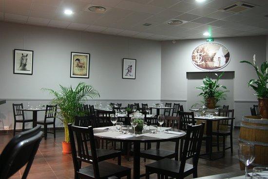 Restaurant Table D Argence Fourques