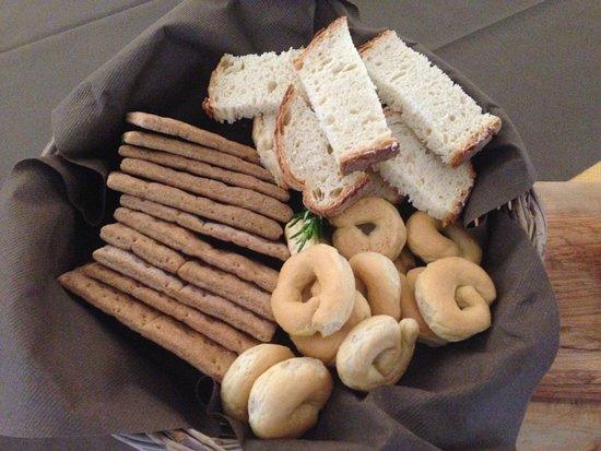 Miggiano, Italia: Tutto con ingredienti Bio