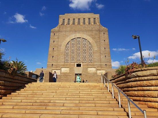 الموقع الأثري والنصب التذكاري بـ فورتريكر