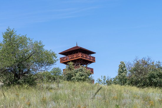 Ortorony Lookout Tower: You are near...