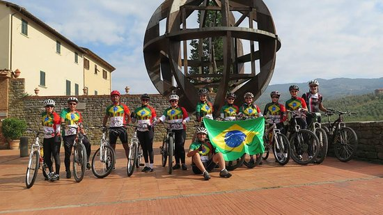 Leonardo Da Vinci Bike Tour